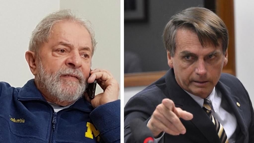 Giro Marília -Lula cresce e empata com Bolsonaro no segundo turno, indica pesquisa