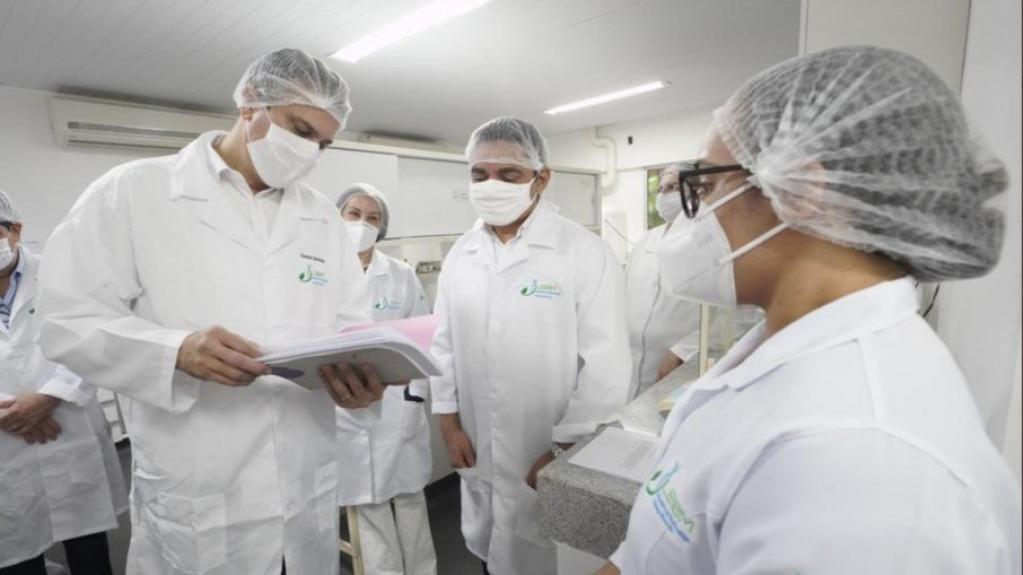 Giro Marília -Universidade do Ceará pede para testar em humanos nova vacina contra a Covid