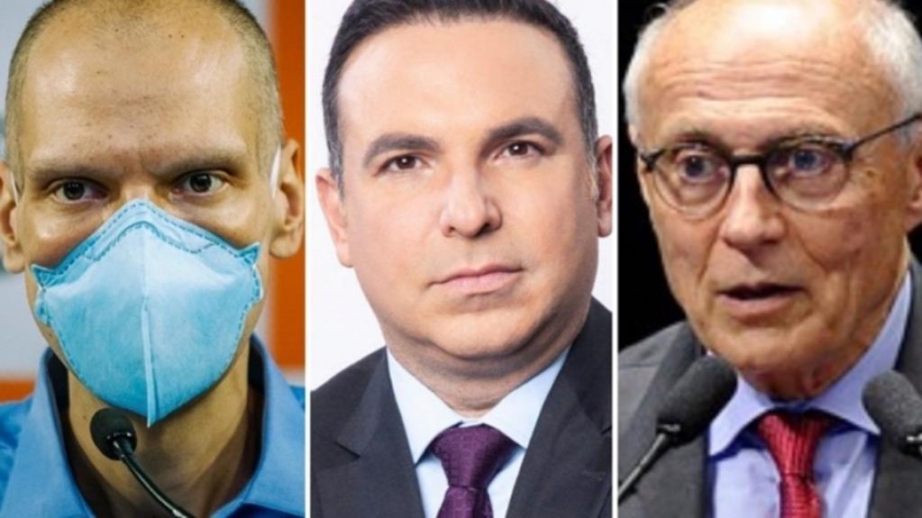 Giro Marília -Reinaldo Gottino e Eduardo Suplicy falam do estado de saúde de Bruno Covas