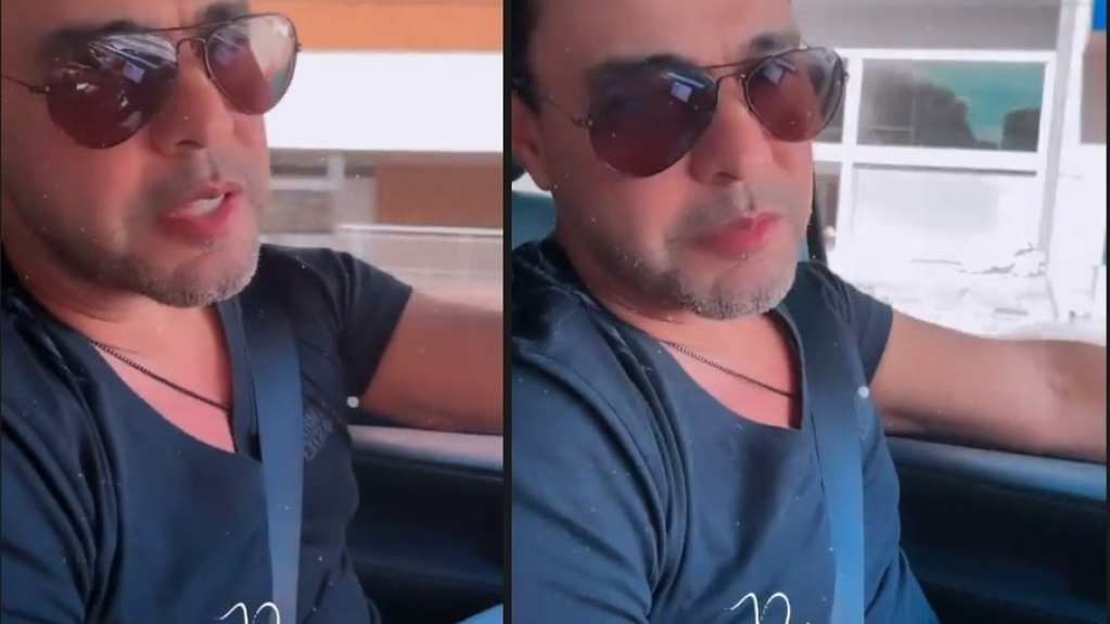 Giro Marília -Zezé Di Camargo se emociona ao falar sobre o aniversário do pai