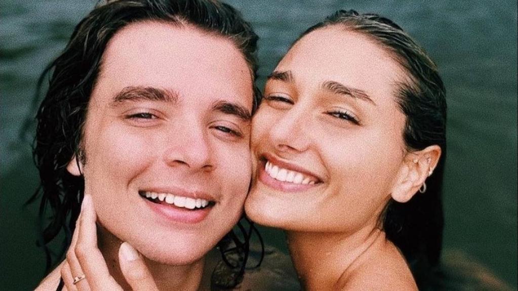 Giro Marília -Recém-casados: João Figueiredo faz declaração de amor para Sasha Meneghel