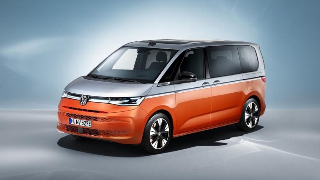 Giro Marília -Multivan T7: VW revela mundialmente a nova Kombi híbrida plug-in