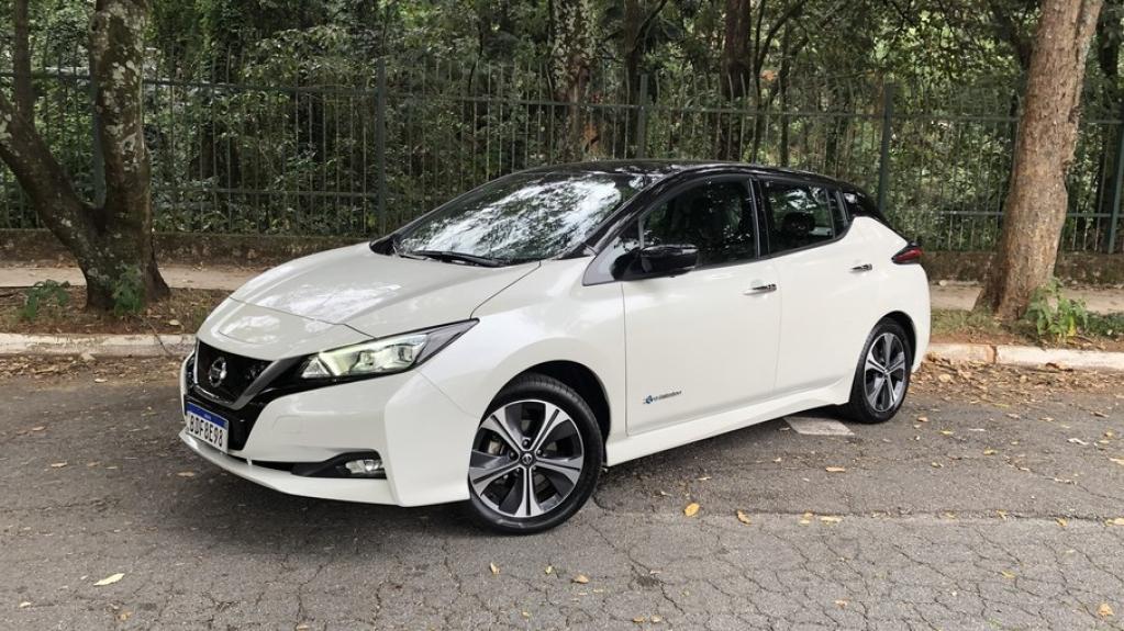 Giro Marília -Nissan Leaf 2021: vítima de um país sem plano de eletrificação