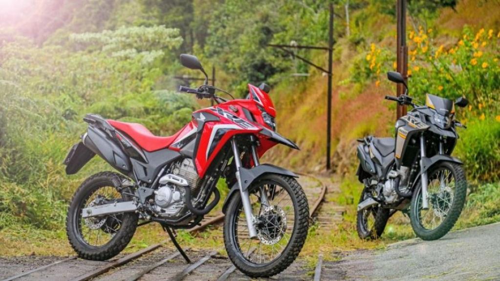Giro Marília -Honda lança linha 2022 da motocicleta aventureira XRE 300