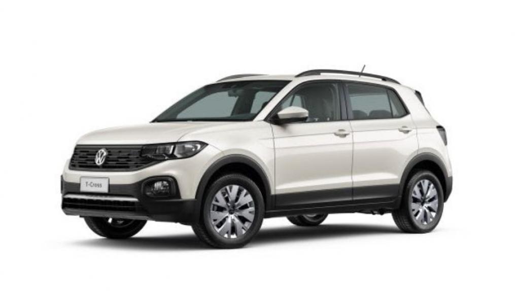 Giro Marília -VW retoma vendas do T-Cross Sense, agora para o público em geral
