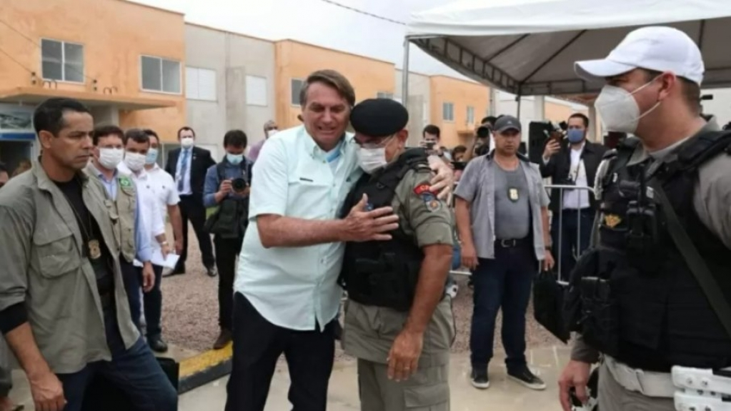 Giro Marília -Após críticas a Renan e apoio a Bolsonaro, PM é exonerado em Alagoas