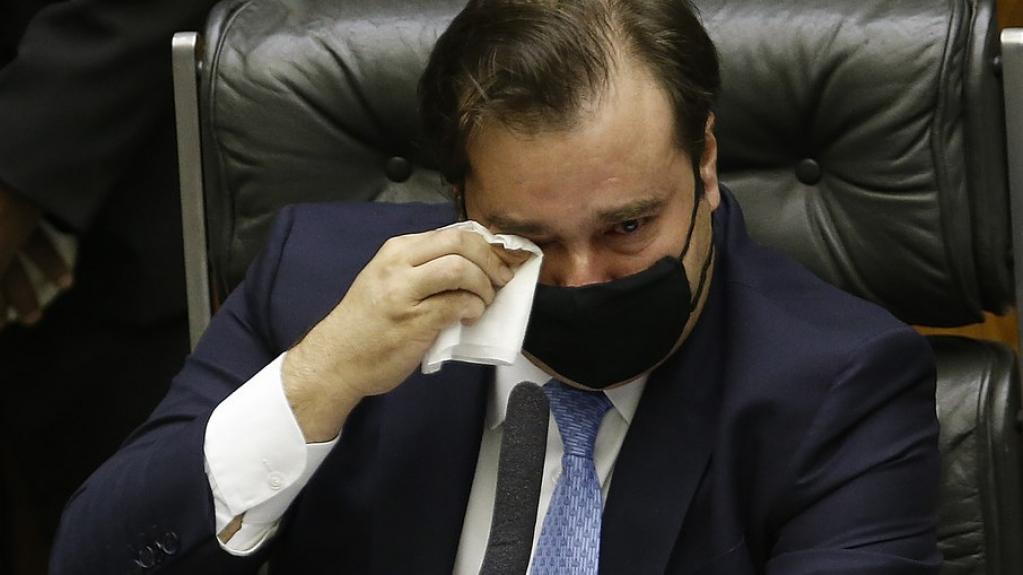 Giro Marília -Por unanimidade, DEM decide expulsar Rodrigo Maia do partido