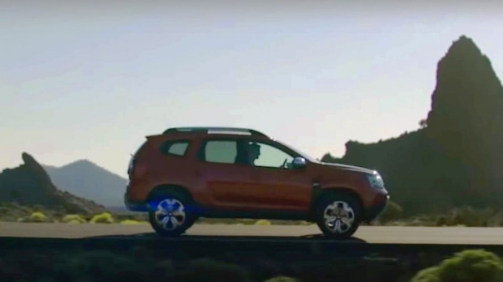 Giro Marília -Renault mostra primeiro vídeo teaser da nova geração do Duster