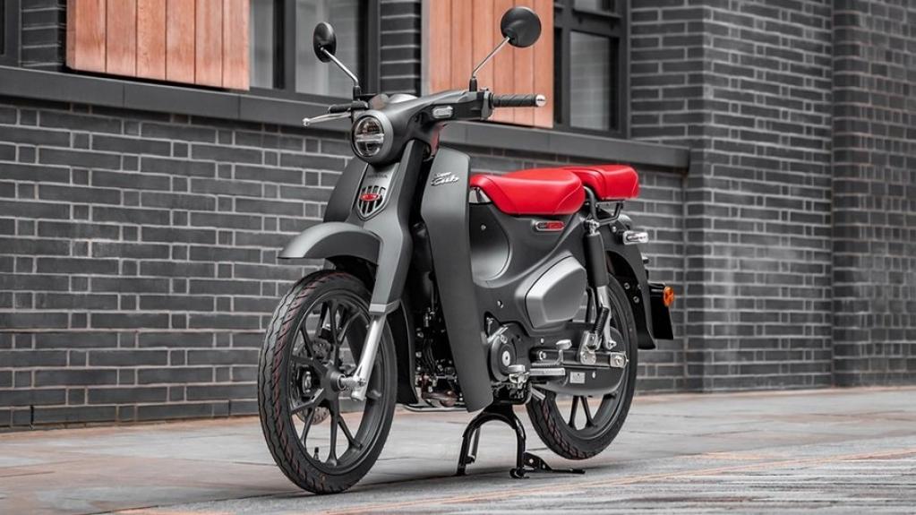 Giro Marília -Honda C125 Super Cub fica mais prática e confortável na linha 2021