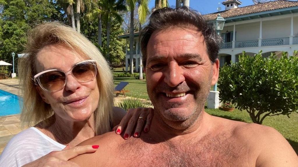 """Giro Marília -Marido de Ana Maria fica surpreso com fim do casamento: """"Não tenho contato"""""""