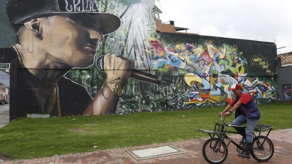Giro Marília -6 cidades da América Latina para conhecer arte urbana