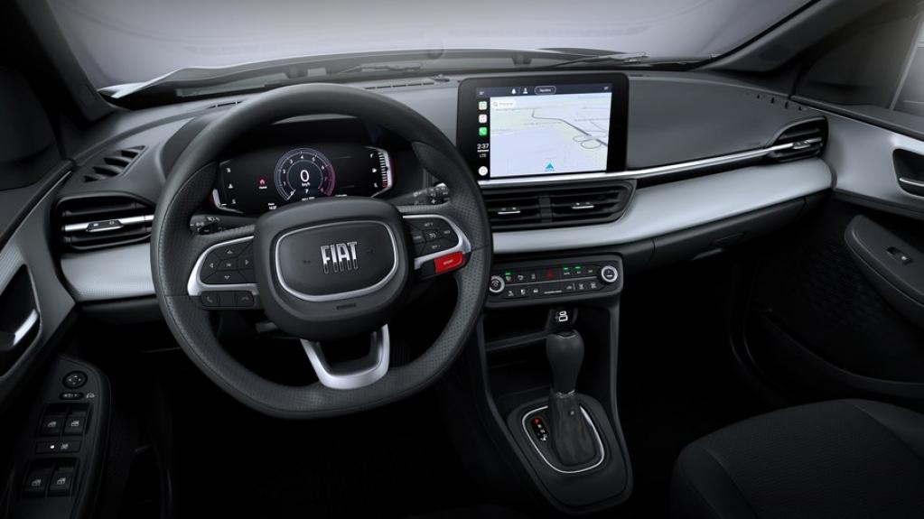 Giro Marília -Fiat revela primeiras imagens do interior do Pulse; veja galeria