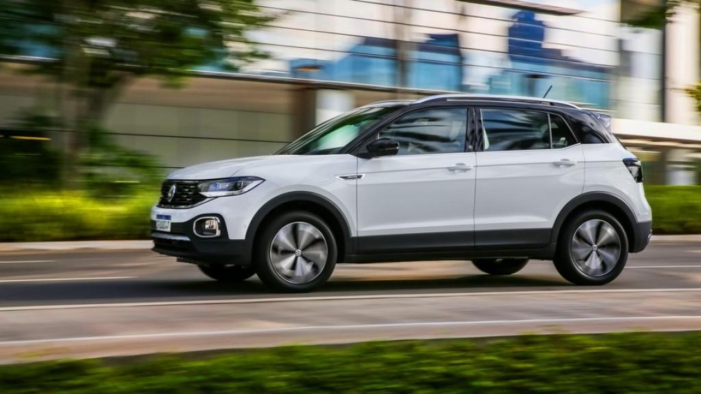 Giro Marília -VW T-Cross tem o maior aumento de preço do Brasil; veja a lista