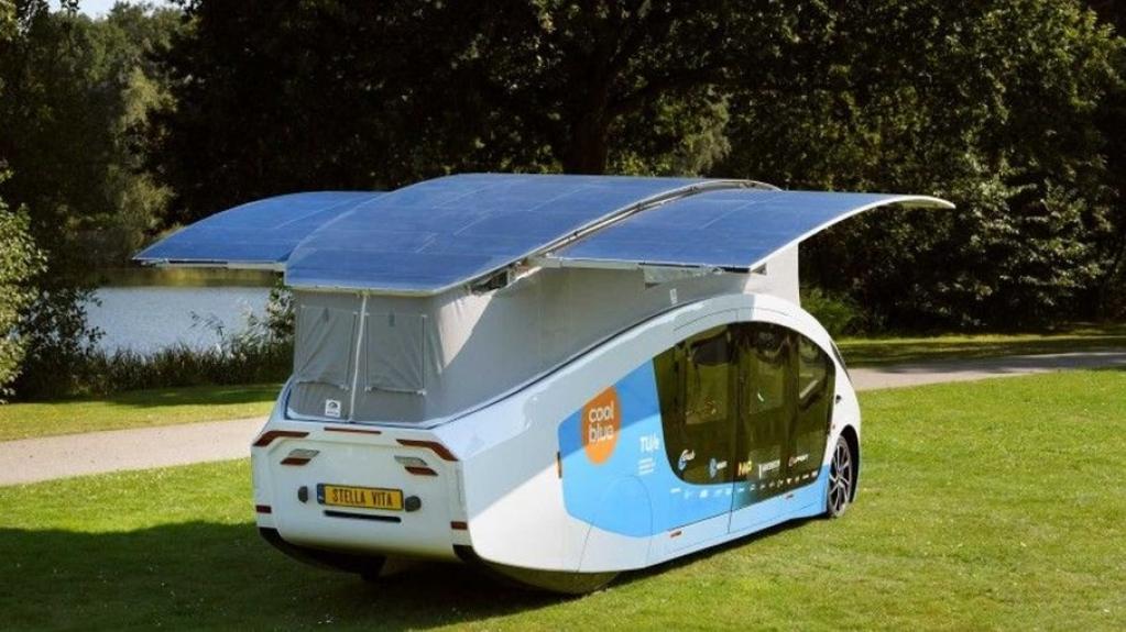 Giro Marília -Motorhome Stella Vita é o primeiro alimentado por energia solar