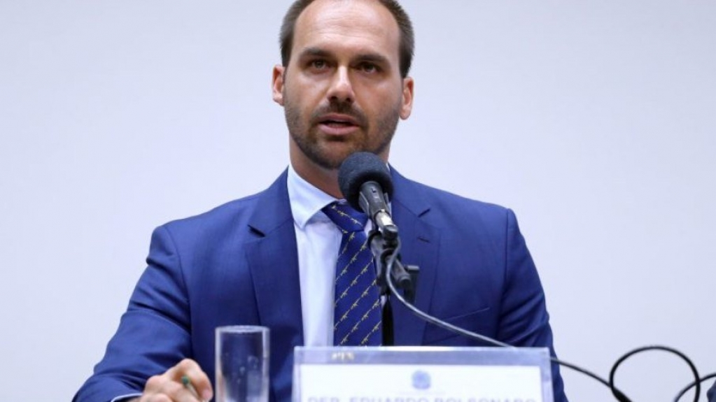 Giro Marília -Covid: quem se reuniu com Eduardo Bolsonaro, Tereza Cristina e Bruno Bianco