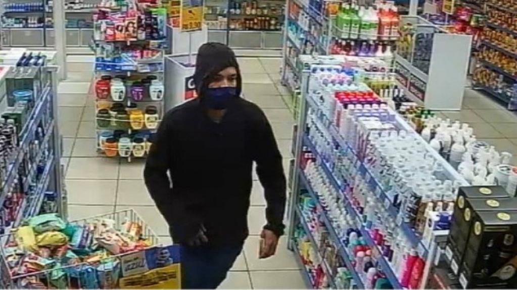 Giro Marília -Homem é preso após assaltar farmácia com arma de brinquedo em Angra