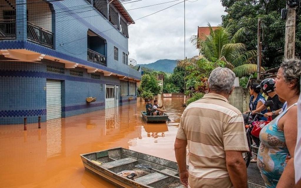 Resultado de imagem para mortes em razão das chuvas em Minas Gerais sobe para 47