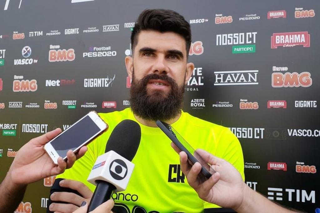 Giro Marília -Vasco busca novo começo na estreia da Copa Sul-Americana