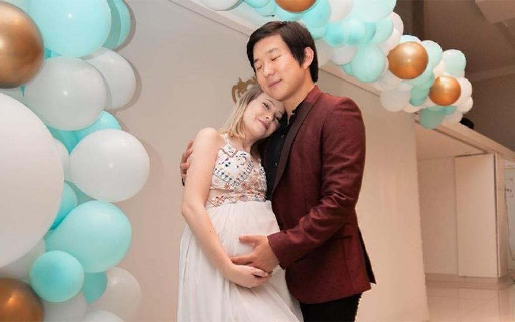 """Giro Marília -""""BBB 20"""": Filho de Pyong tem primeira foto divulgada por Sammy"""