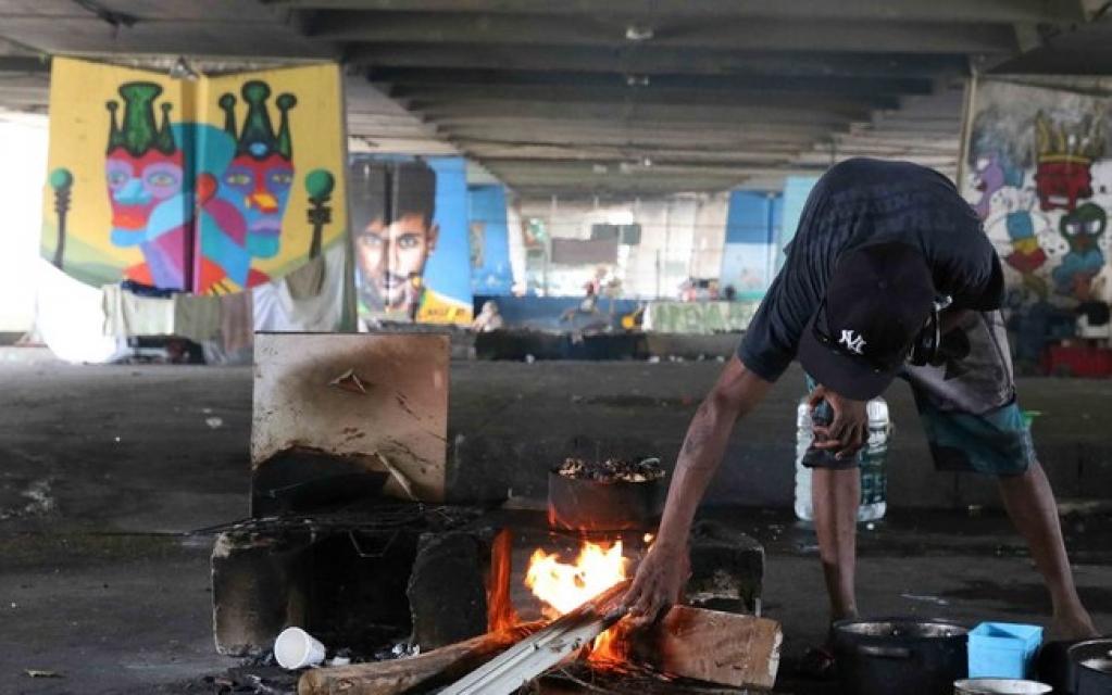 Giro Marília -Covid-19: Prefeitura de SP recebe doações para programa social