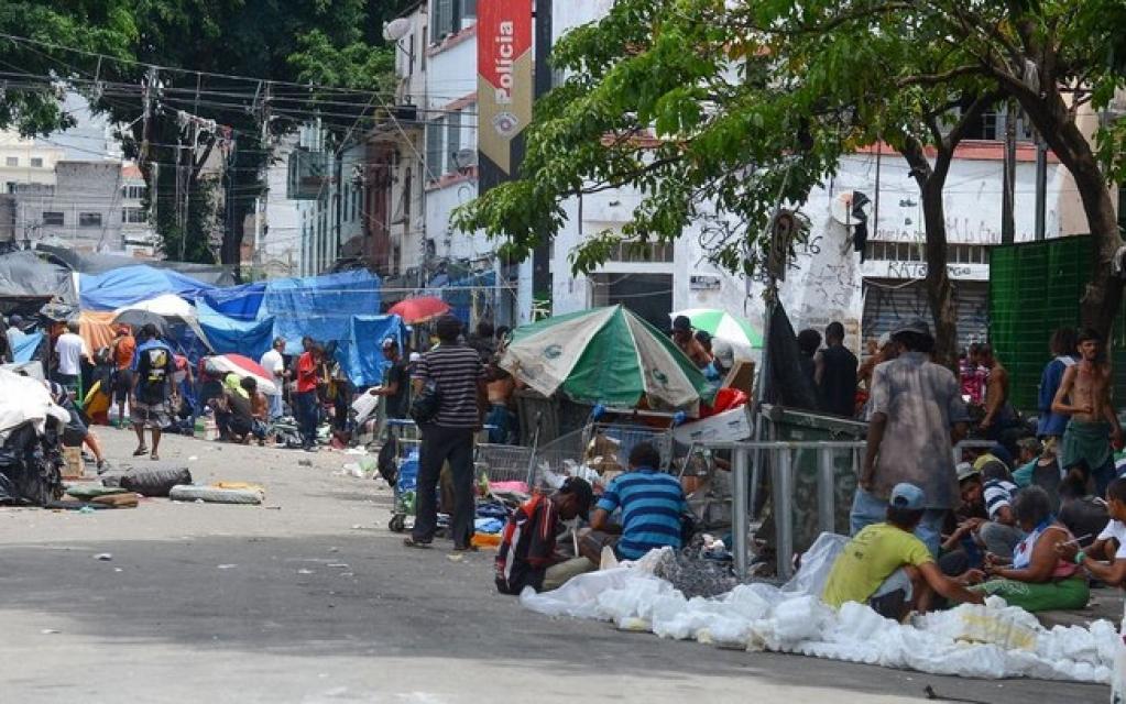 Giro Marília -Prefeitura de São Paulo vai acabar com serviço para usuários da cracolândia