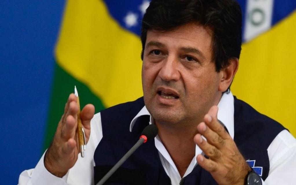 Giro Marília -Brasil será questionado e pagará preço por pandemia, diz Mandetta
