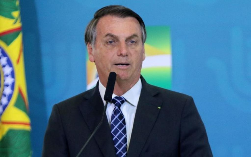 "Giro Marília -Bolsonaro ameaça tirar Brasil de OMS por ""viés ideológico"""