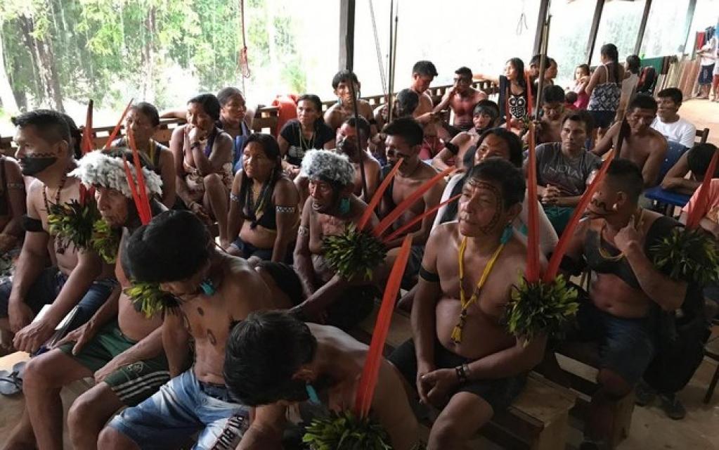 Giro Marília -Covid-19 agrava violações contra indígenas yanomami, diz estudo