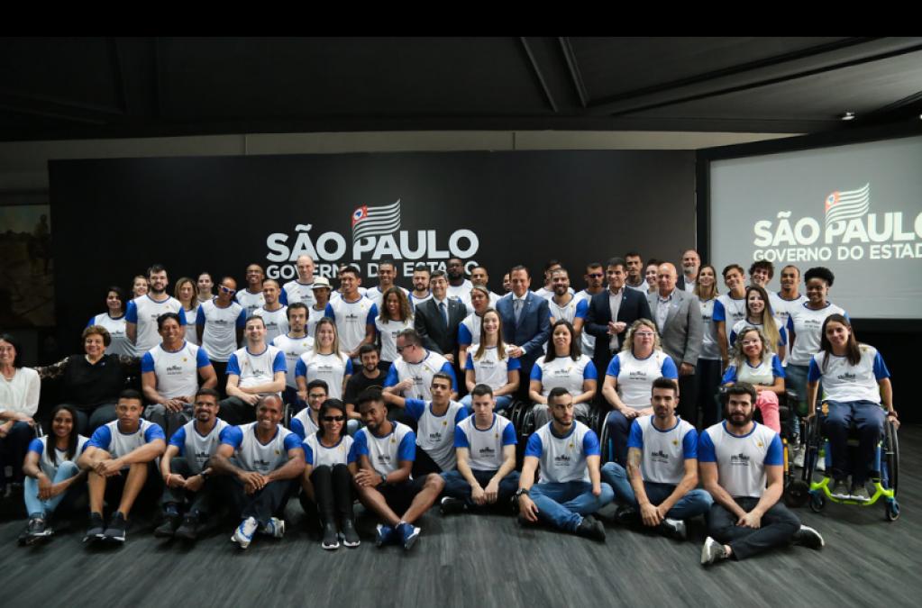 Giro Marília -Estado apresenta time paralímpico com dois atletas revelados em Marília