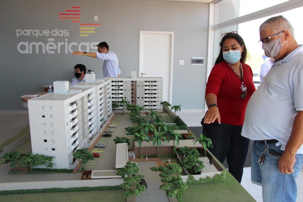 Giro Marília -Plantão de vendas apresenta Residencial Parque das Américas em Marília: vá conhecer