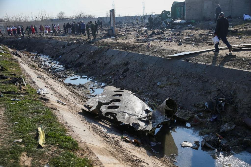 Giro Marília -EUA e mais países afirmam que Irã derrubou avião ucraniano; queda ainda é apurada