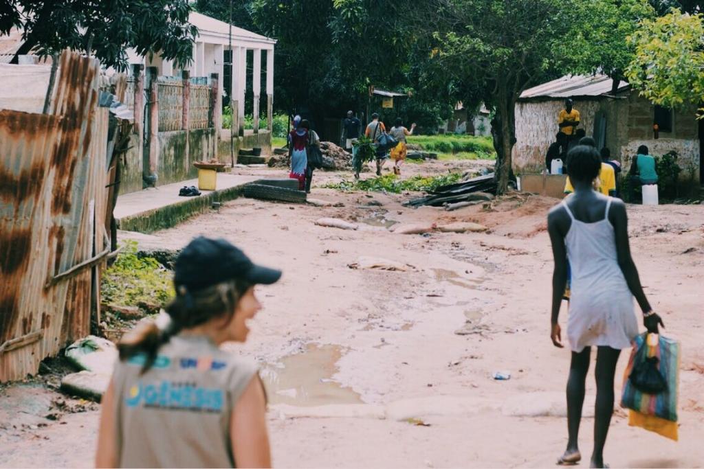Giro Marília -Vivência de 21 dias em Guiné Bissau – Um relato de experiência