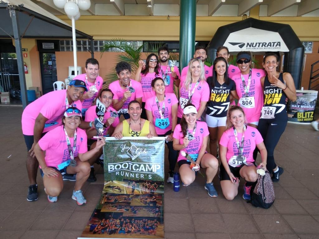 Giro Marília -Grupo do Yara Clube é destaque na 3ª edição da Corrida da Amizade em Marília