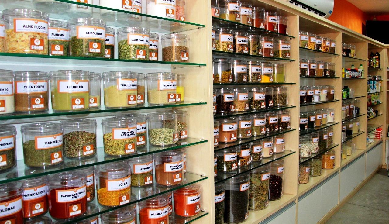 bae72396697 Marília ganha loja e centenas de produtos para alimentação saudável ...